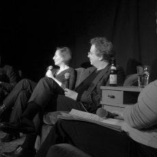 Thierry Chervel und Anja Seeliger: 10 Jahre Perlentaucher (Buchmesse Spezial 2010)